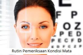 Tips Cara Menjaga Kesehatan Mata yang Wajib Kalian Ketahui