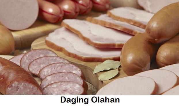 Daging Olahan