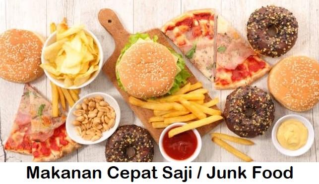 Makanan Cepat Saji / Junk Food