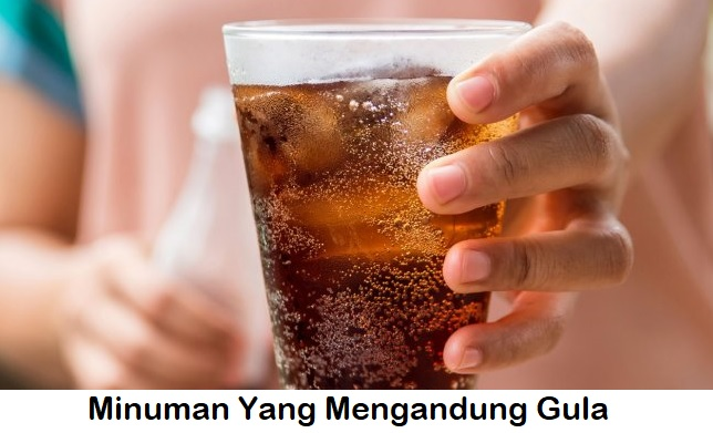 Minuman Yang Mengandung Gula